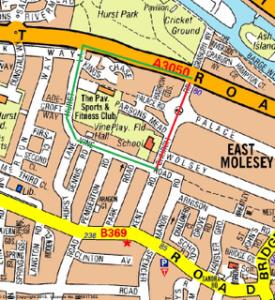 Church Kent and Manor Road Closures