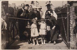 Green Lane bridge 1935 opening (1)